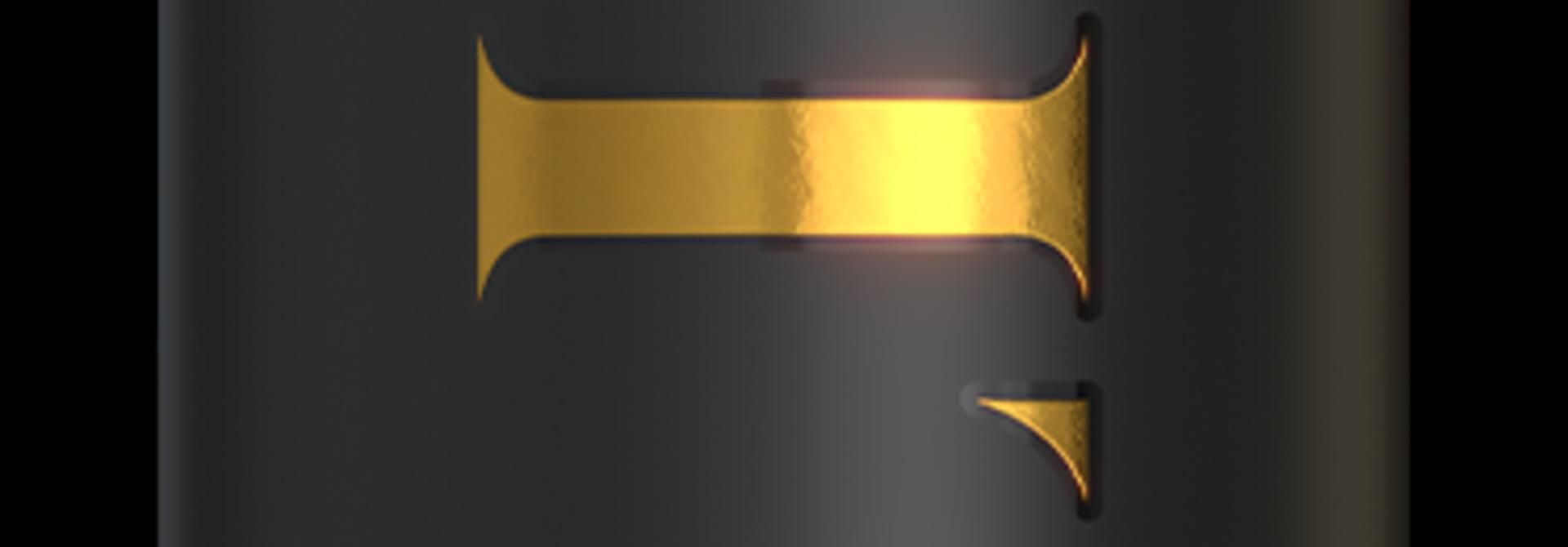Gold Dry VODKA 0.7ltr by Joel Beukers