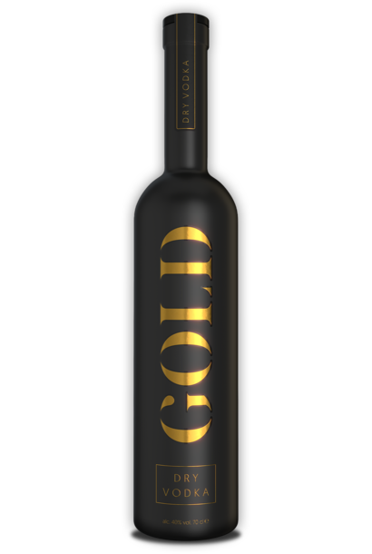 Gold Dry VODKA 0.7ltr by Joel Beukers