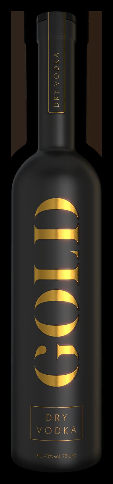Gold Dry VODKA 0.7ltr by Joel Beukers-1