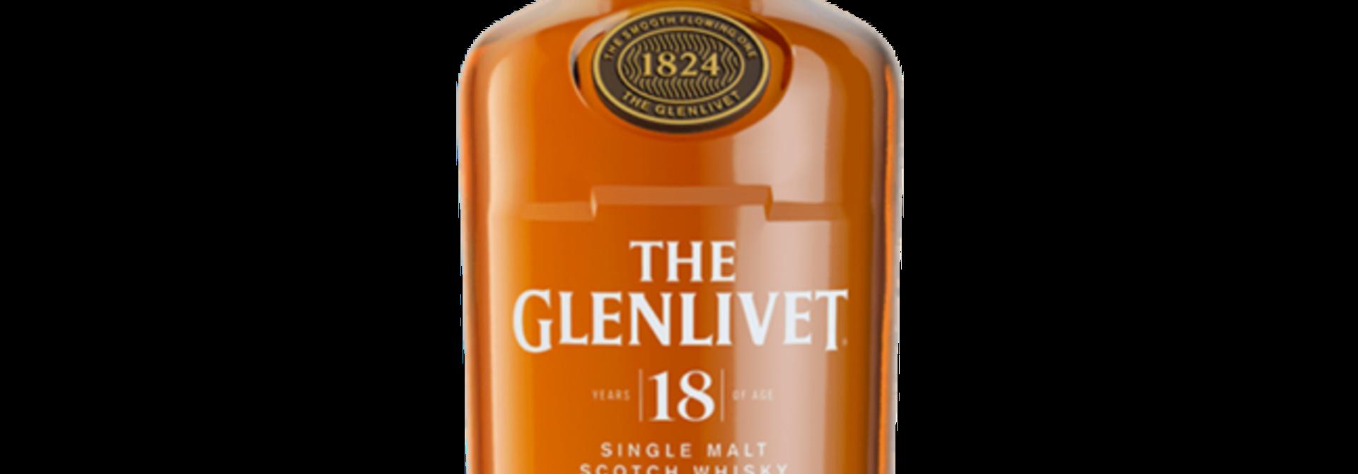 THE GLENLIVET 18 Years 0.7ltr