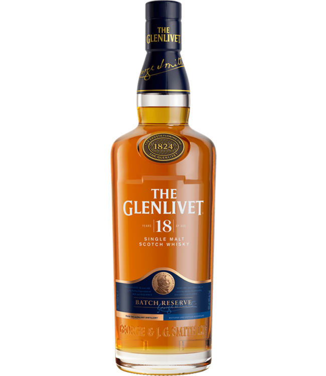 THE GLENLIVET 18 Years 0.7ltr-1