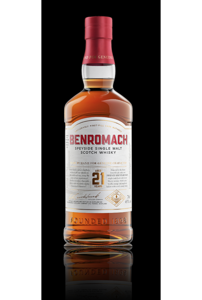 Benromach 21Y 0.7ltr