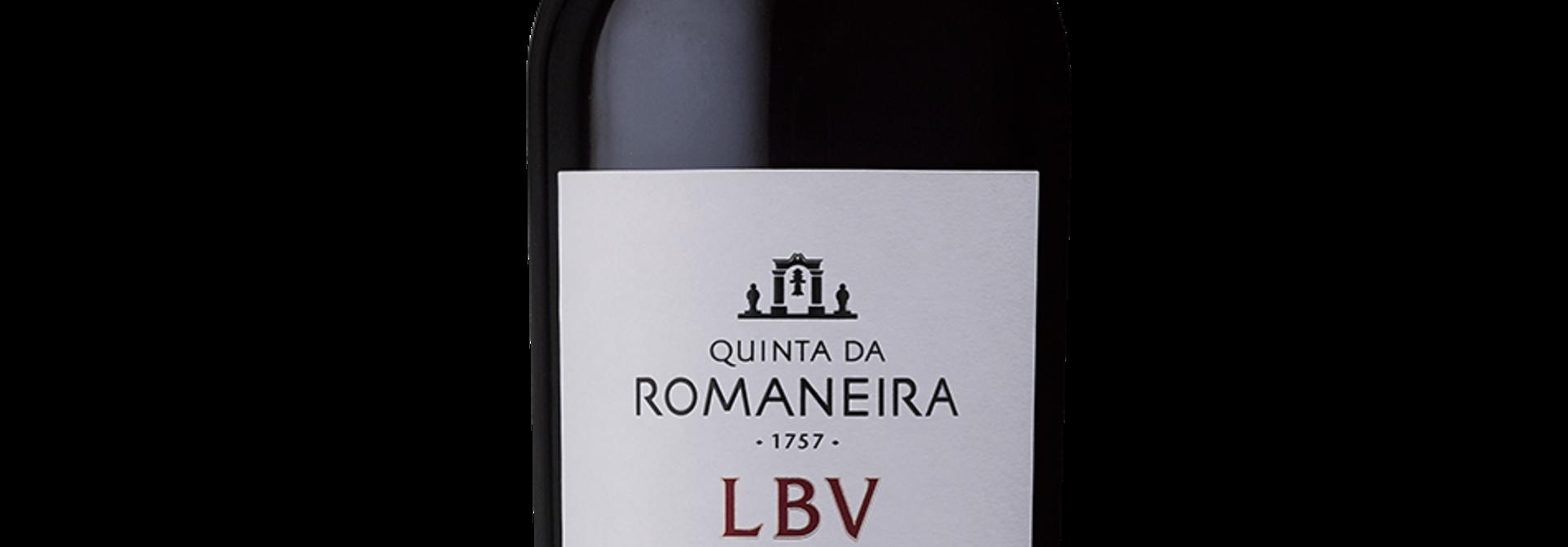 Quinta da Romaneira LBV Port unfiltered 2014