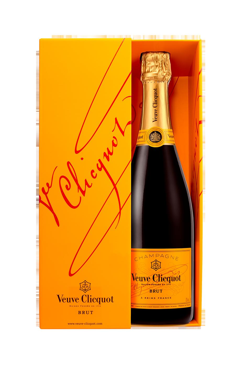 VEUVE CLICQUOT champagne Brut Giftbox-2