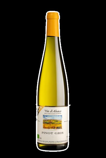 Pinot Gris d'Alsace, Becker