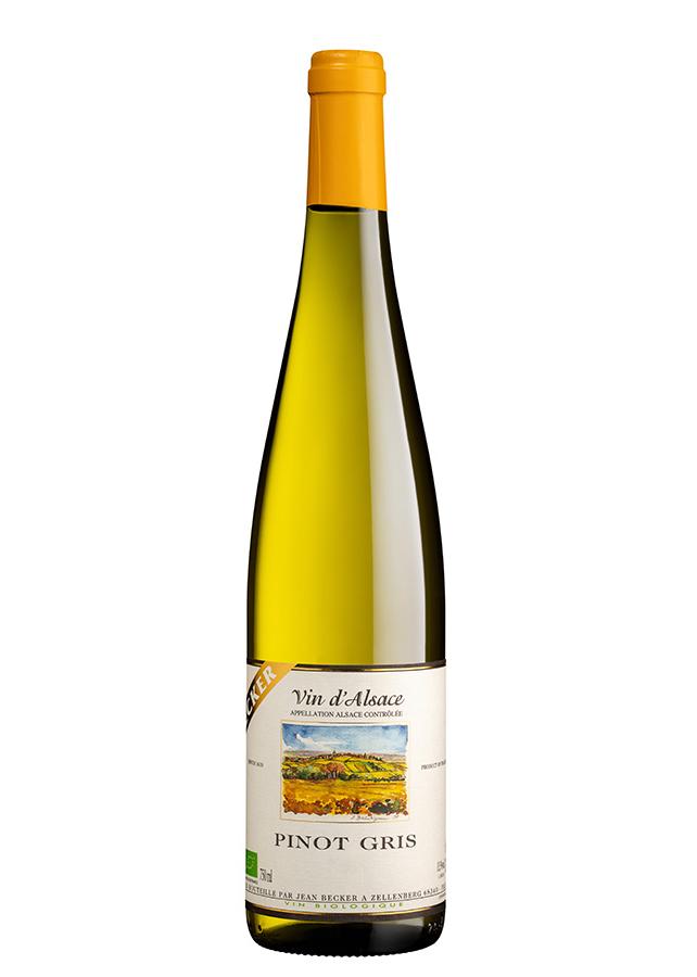 Pinot Gris d'Alsace Bio , Becker-1