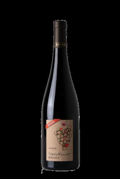 Alsace Pinot Noir rouge F de Zellenberg Nature