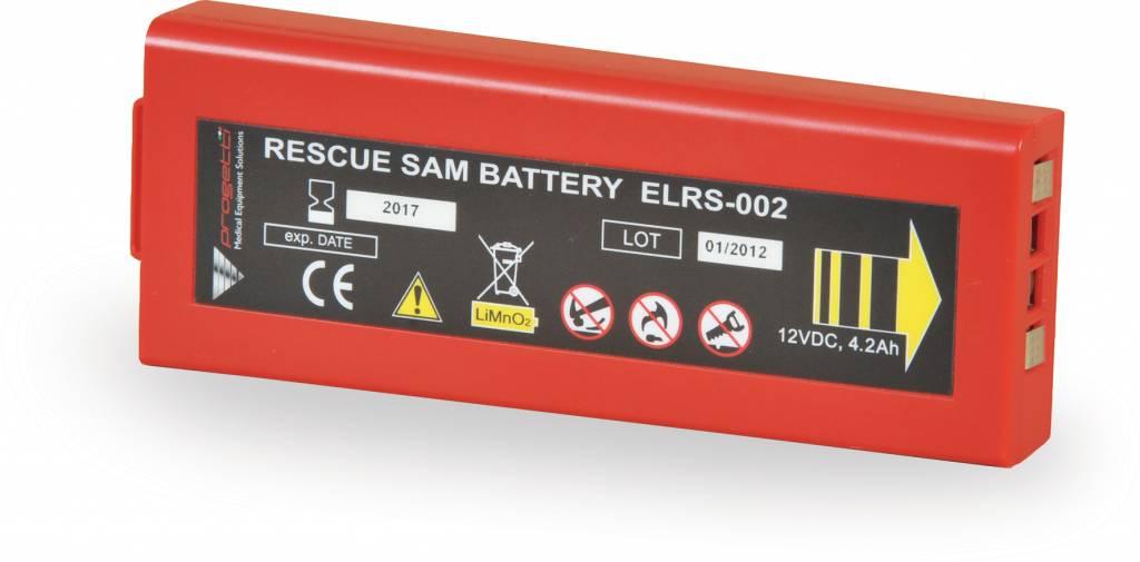 Progetti Batterij voor de Rescue Sam AED-1