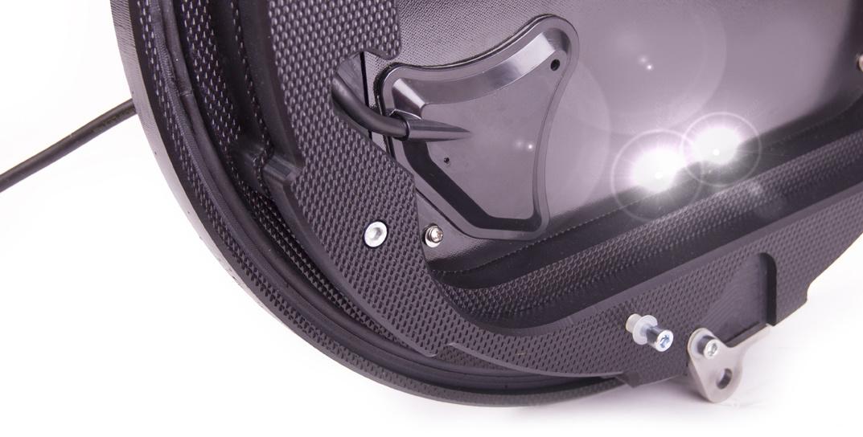 Rotaid Solid Plus + verwarming, LED verlichting + alarm-2