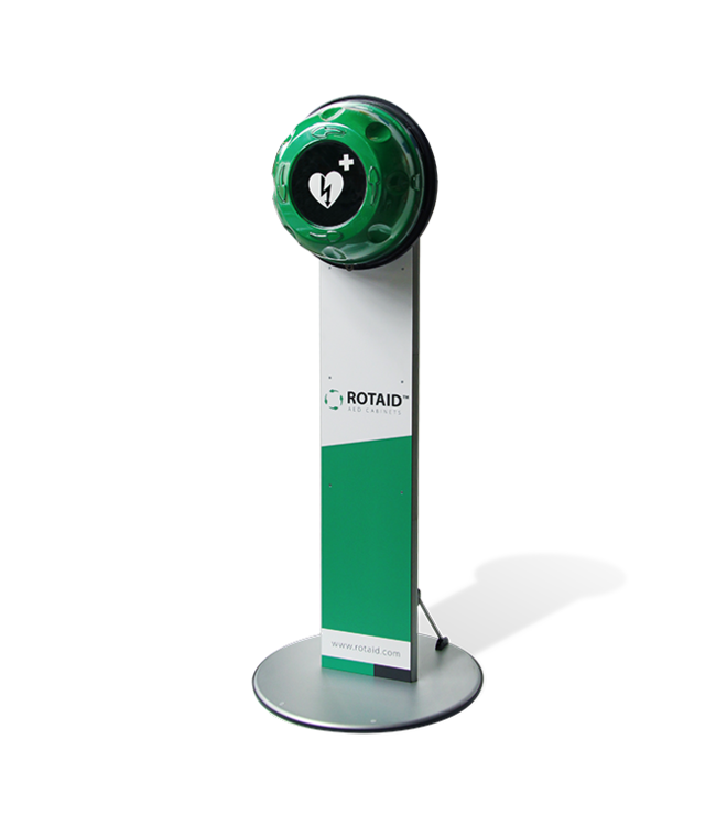 Rotaid Rotaid Totem voor AED