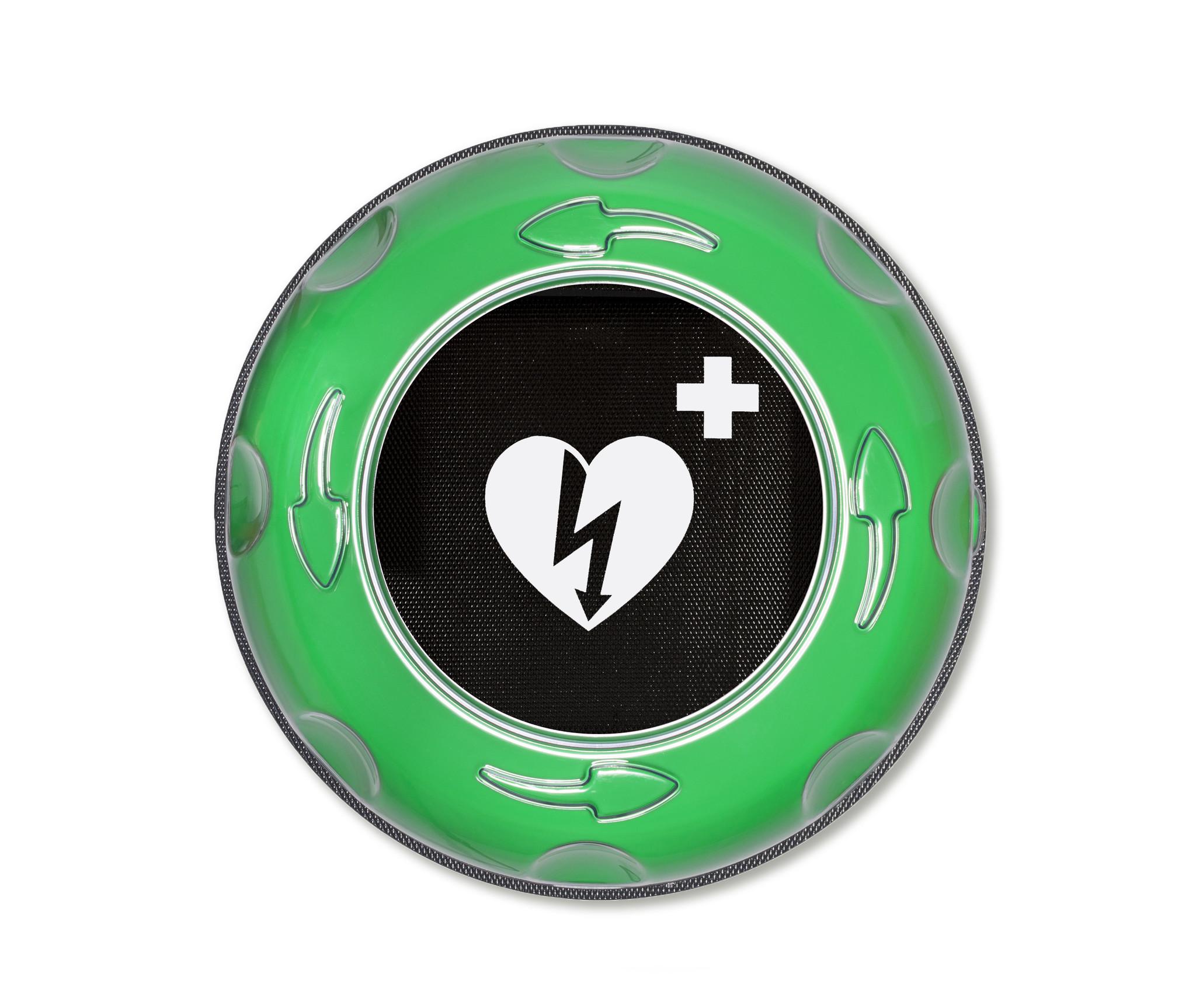 Rotaid Swift binnenkast voor AED  + alarm-1