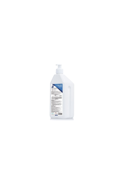 Konix Antibacteriële liquid 1000ml 70% alcohol incl. pomp