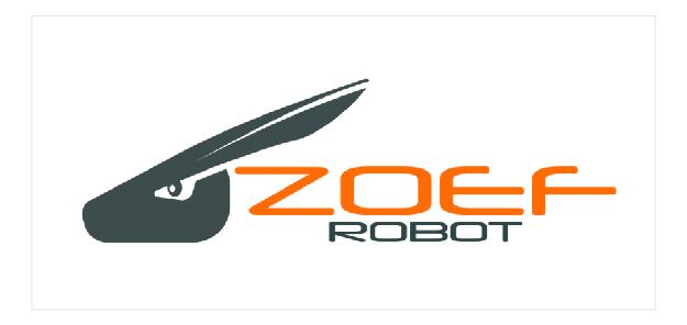 Zoef Robot Logo