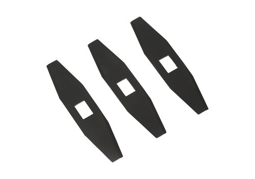 Zoef Robot Blades for Rob and HJ robotic mowers (4 cm)