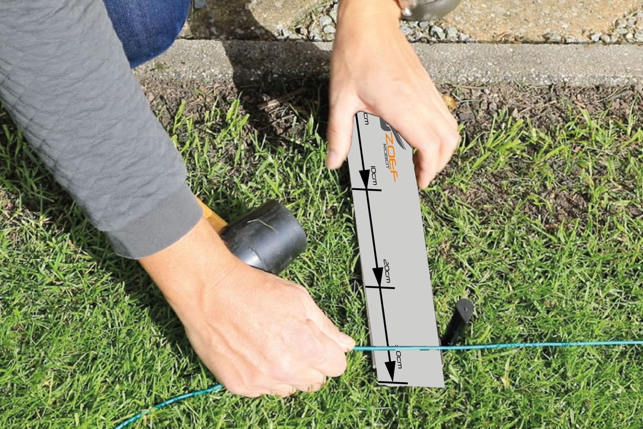 afstand-meten-robotmaaier