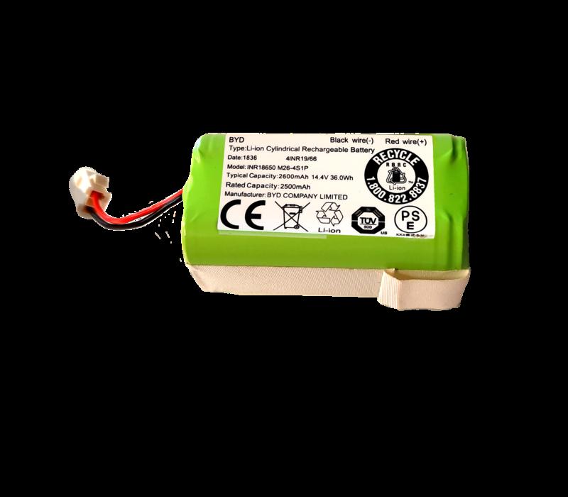 Batterie au lithium pour Jannie