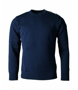 PAUL & SHARK Dokerblauwe pullover COP1032 - 050
