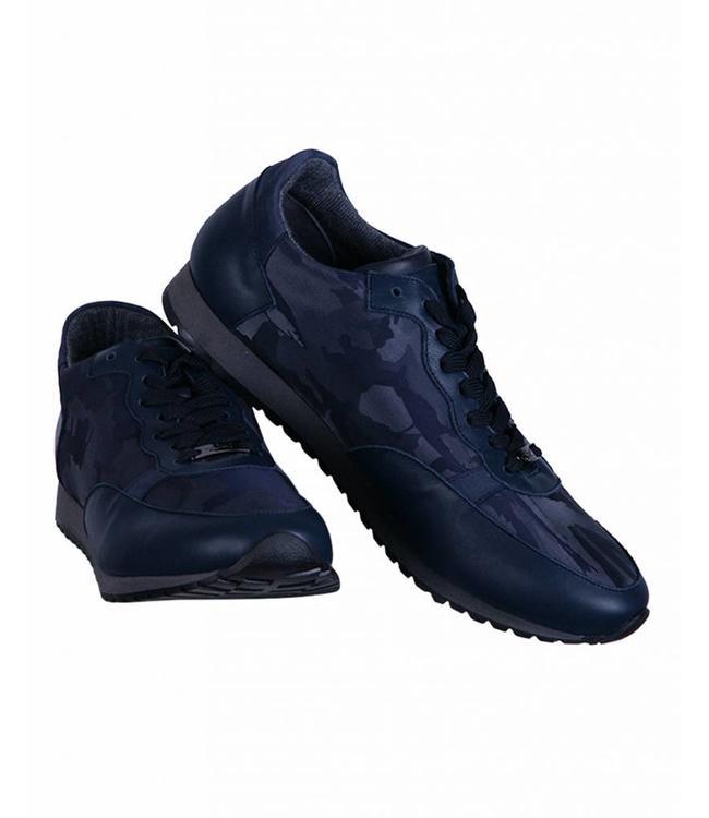 PAUL & SHARK I17P8024-050 camo sneakers