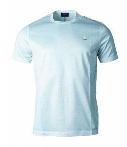 PAUL & SHARK E19P1028 - 010 t-shirt t-shirt wit