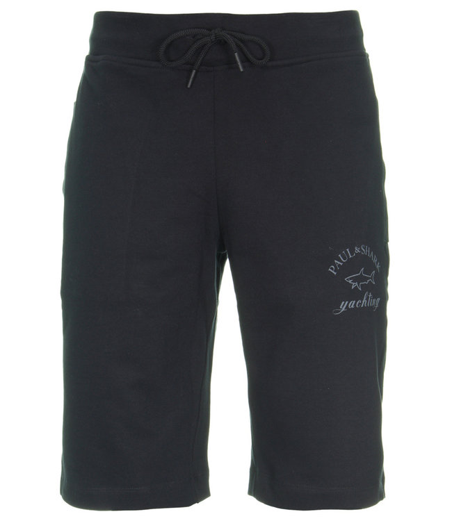 PAUL & SHARK COP1025 - 011 Sweatshort zwart