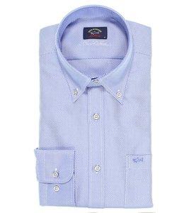 PAUL & SHARK 3040 - 015 overhemd lange mouw lichtblauw