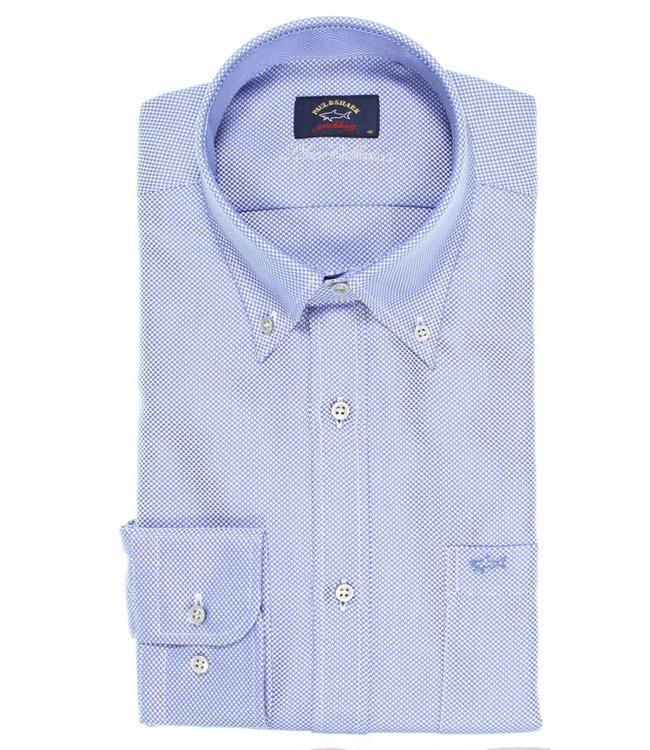 PAUL & SHARK I19P3040 - 015 overhemd langemouw
