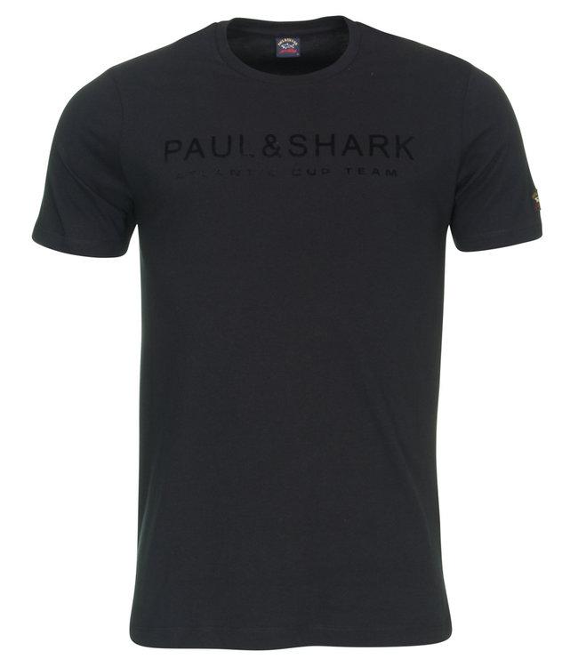 PAUL & SHARK A19P1660 - 011 t-shirt kortemouwen