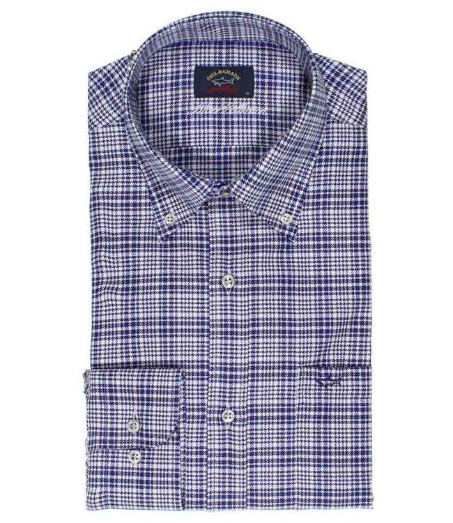 PAUL & SHARK I19P3105 - 015 Overhemd lange mouwen