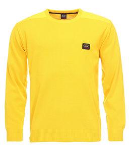 PAUL & SHARK Gele pullover COP1026 - 458