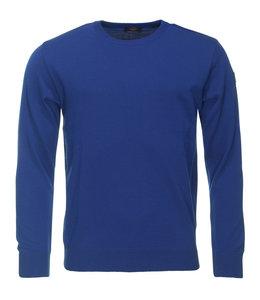 PAUL & SHARK COP1040-573  pullover ronde hals blauw