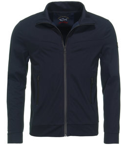 PAUL & SHARK P20P2301 - 013 Jack  donkerblauw softshell
