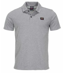 PAUL & SHARK COP1000 - 931 poloshirt grijs
