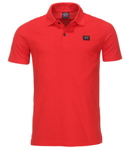 PAUL & SHARK COP1000 - 577 poloshirt rood