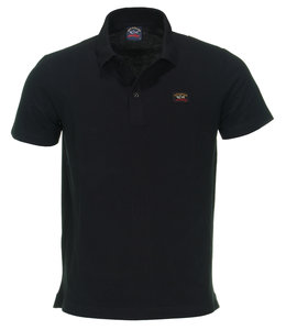 PAUL & SHARK COP1000 - 011 poloshirt zwart