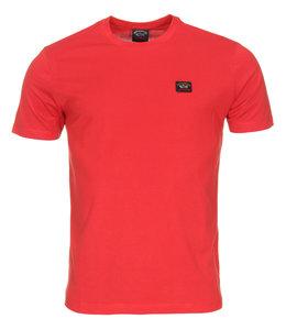 PAUL & SHARK COP 1002 - 577 T-shirt rood