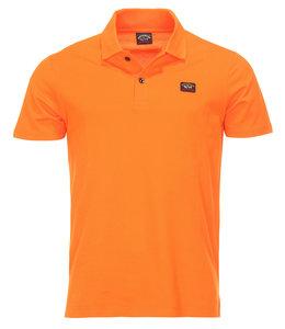 PAUL & SHARK COP1000 - 630 Polo korte mouw oranje