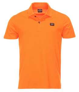 PAUL & SHARK COP1000-630 polo oranje