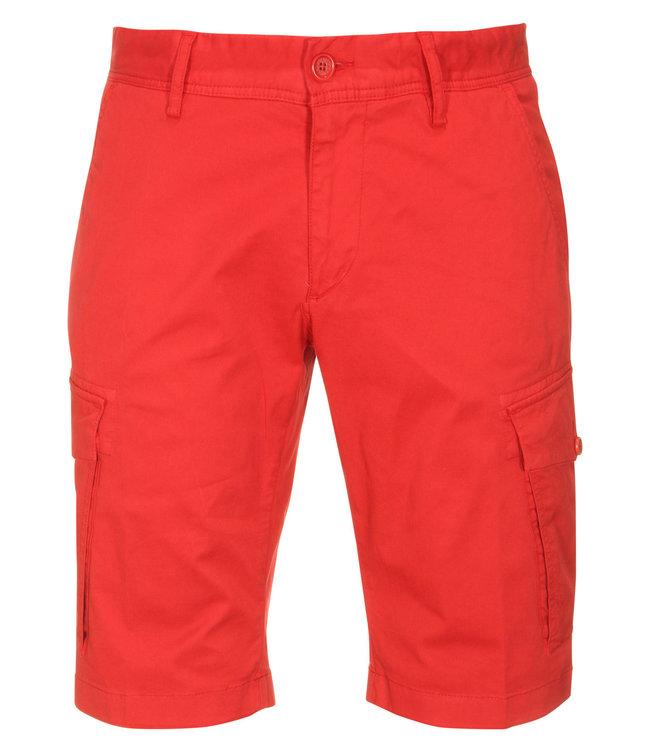 PAUL & SHARK E20P4003 - 577 Short rood met zakken