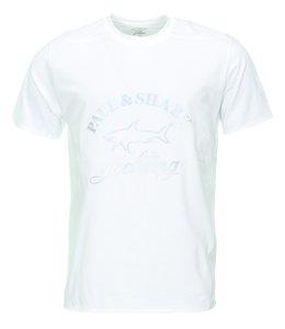 PAUL & SHARK 1000 - 013 T-shirt wit