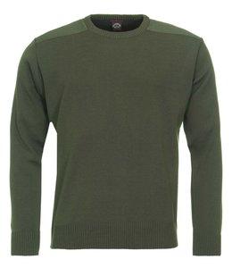 PAUL & SHARK COP1026 - 044 pullover ronde hals groen