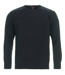 PAUL & SHARK Donkerblauwe pullover COP1026 - 050