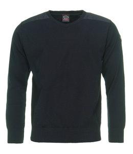 PAUL & SHARK COP1027 - 050 pullover v-hals donkerblauw