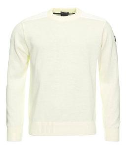 PAUL & SHARK COP1030 - 469 pullover ronde hals wit