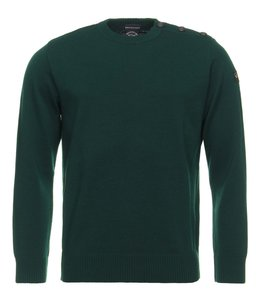 PAUL & SHARK COP1032 - 099 pullover ronde hals groen