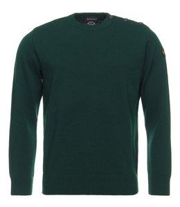 PAUL & SHARK Groene pullover COP1032 - 099