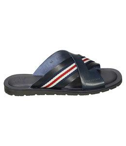 PAUL & SHARK E20P8021 - 013 nette slipper donkerblauw