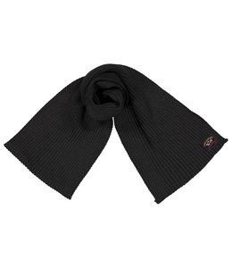 PAUL & SHARK COP1059 - 011 sjaal zwart