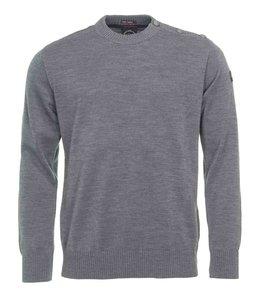 PAUL & SHARK Grijze pullover COP1032 - 664