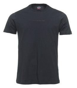 PAUL & SHARK Zwart T-shirt 21411051 - 011