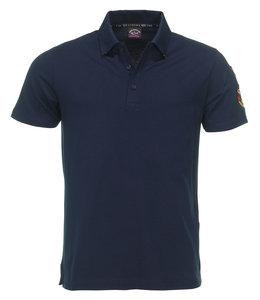 PAUL & SHARK 21411234 - 013  Poloshirt donkerblauw